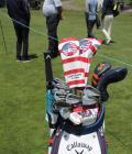 Dylan Meyer - WITB shot @ 2018 US Open