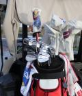 Gary Woodland's new Wilson irons