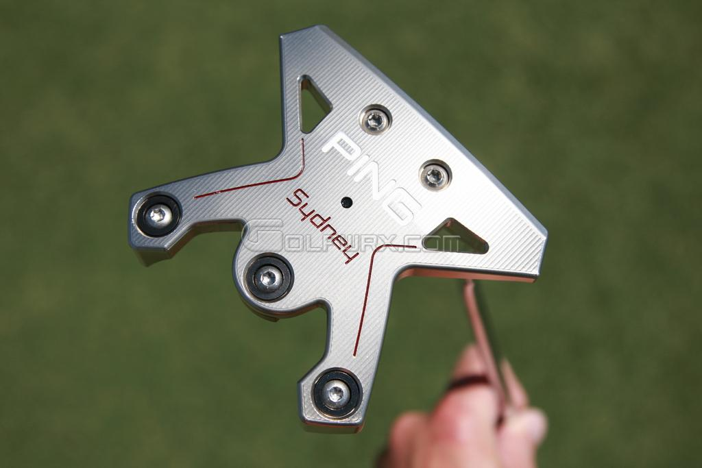 PING Sydney Anser Putters 2011