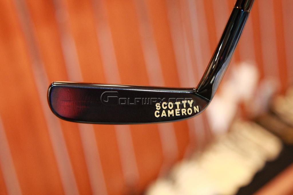 custom scotty cameron putters