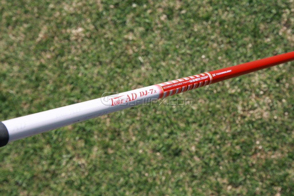 Graphite design golf shafts 2011 Aura
