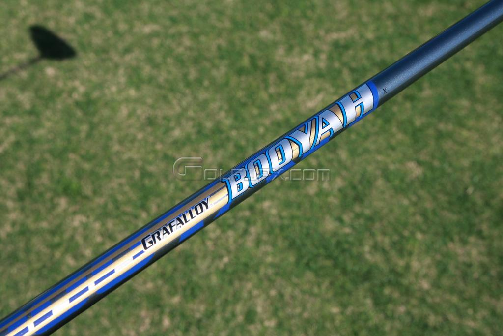 Grafalloy Booya golf shaft 2011