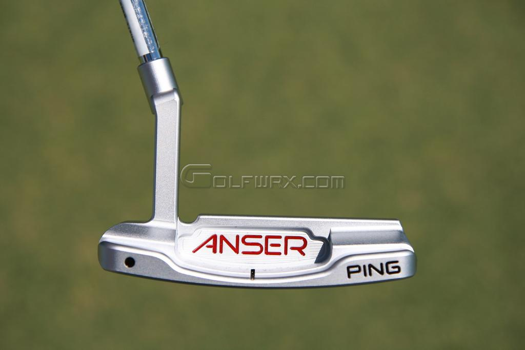 PING Anser Putters 2011