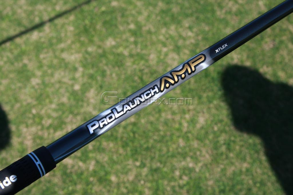 Prolaunch AMP golf shaft 2011