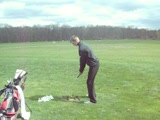Me at team practice (8 iron)