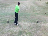 Golf Swing 20/07/2010 - Behind