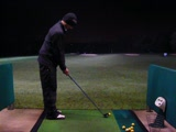 Hitting my 5 wood