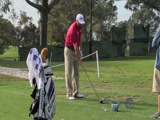 Steve Marino swing video #2 from SD Open