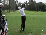 Steve Flesch swing video from NT LA Open