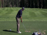 Trevor Immelman swing video #2 from NT LA Open