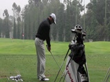 Paul Casey swing video #1 from NT LA Open