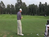 Chad Campbell swing video from NT LA Open