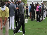 Aaron Baddeley swing video  #1 from NT LA Open