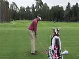 Keegan Bradley swing video from NT LA Open