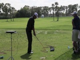 Lee Westwood swing video from Honda