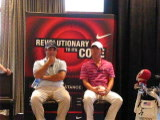 Anthony Kim Talking About Changing Golf Balls to Nike 20XI-S