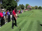 Robert Allenby swing video #1 from Tavistock Cup